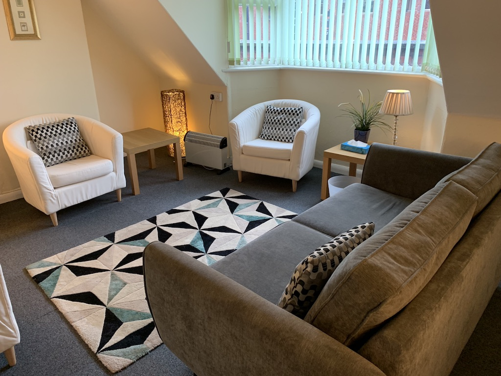 room hire for therapy wilmslow