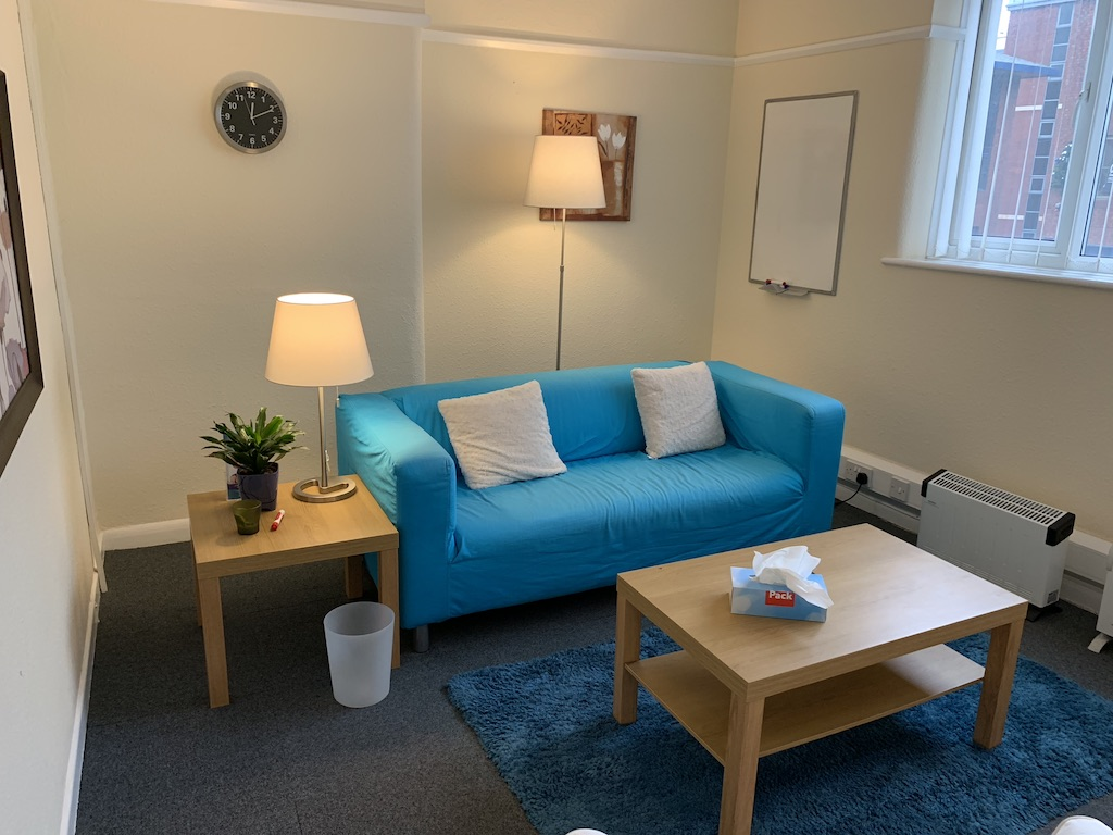 rooms to hire for therapy wilmslow