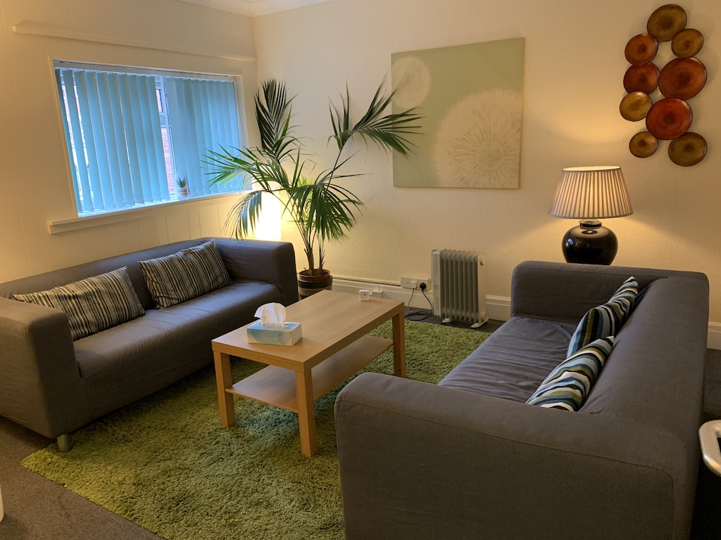 room for therapists in wilmslow