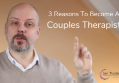 3 Reasons To Become A Couples Therapist